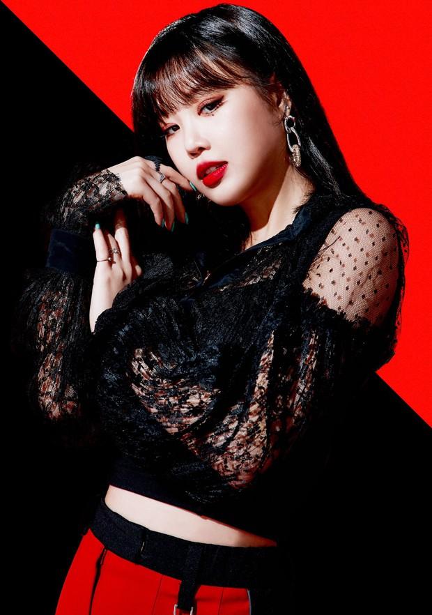 (G)I-DLE tung ảnh teaser huyền bí, bị phát hiện chi tiết vẫn muốn níu kéo Soojin mặc scandal? - Ảnh 8.