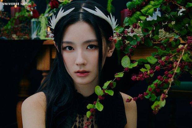 (G)I-DLE tung ảnh teaser huyền bí, bị phát hiện chi tiết vẫn muốn níu kéo Soojin mặc scandal? - Ảnh 3.