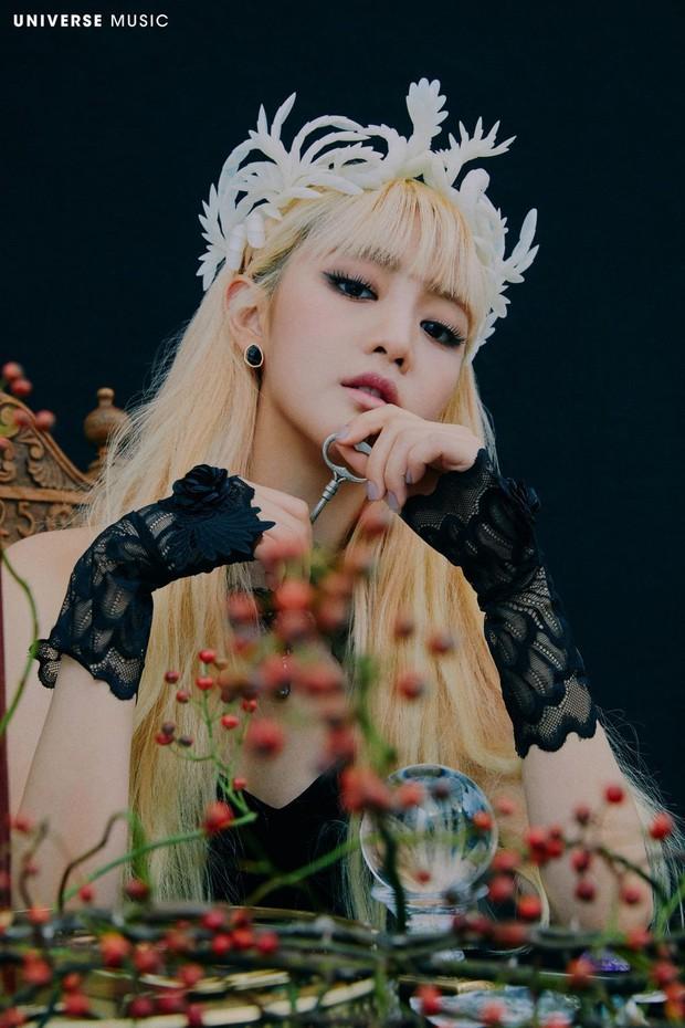 (G)I-DLE tung ảnh teaser huyền bí, bị phát hiện chi tiết vẫn muốn níu kéo Soojin mặc scandal? - Ảnh 4.