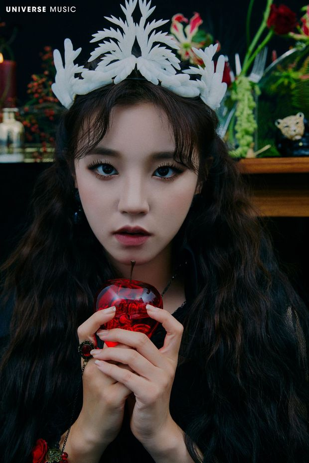 (G)I-DLE tung ảnh teaser huyền bí, bị phát hiện chi tiết vẫn muốn níu kéo Soojin mặc scandal? - Ảnh 5.