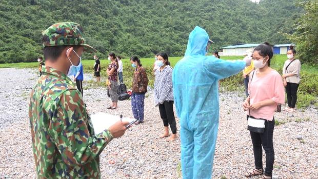 TP.HCM thông tin kết quả xét nghiệm nhóm người nhập cảnh trái phép từ Campuchia - Ảnh 1.