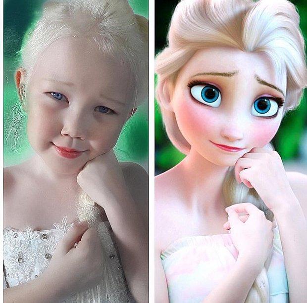 """9 em bé nổi tiếng khắp thế giới vì quá đỗi đặc biệt: Từ """"người sói"""", cô bé tóc hai màu đến """"công chúa tuyết"""" đẹp như bước ra từ cổ tích - Ảnh 2."""