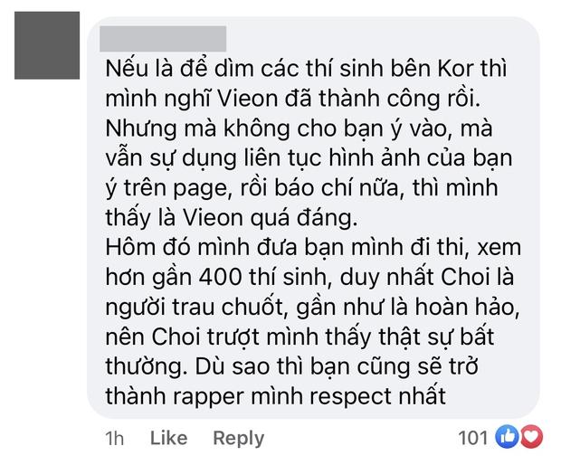 Á quân King Of Rap bất ngờ thông báo rớt casting Rap Việt, netizen nghi ngờ ban tổ chức dìm hàng show đối thủ - Ảnh 4.