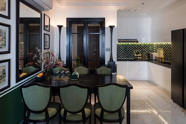Ra ở riêng, vợ chồng 9x thiết kế căn hộ đậm chất Huế với chi phí hơn 1 tỷ đồng, KTS chia sẻ câu chuyện hiểu lầm suýt phải dừng thi công - Ảnh 6.
