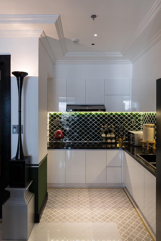 Ra ở riêng, vợ chồng 9x thiết kế căn hộ đậm chất Huế với chi phí hơn 1 tỷ đồng, KTS chia sẻ câu chuyện hiểu lầm suýt phải dừng thi công - Ảnh 8.