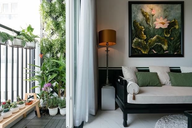 Ra ở riêng, vợ chồng 9x thiết kế căn hộ đậm chất Huế với chi phí hơn 1 tỷ đồng, KTS chia sẻ câu chuyện hiểu lầm suýt phải dừng thi công - Ảnh 18.