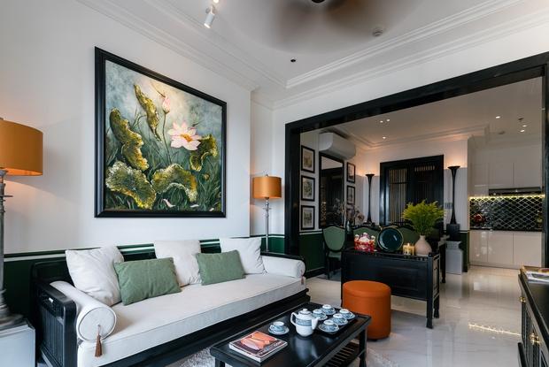 Ra ở riêng, vợ chồng 9x thiết kế căn hộ đậm chất Huế với chi phí hơn 1 tỷ đồng, KTS chia sẻ câu chuyện hiểu lầm suýt phải dừng thi công - Ảnh 3.