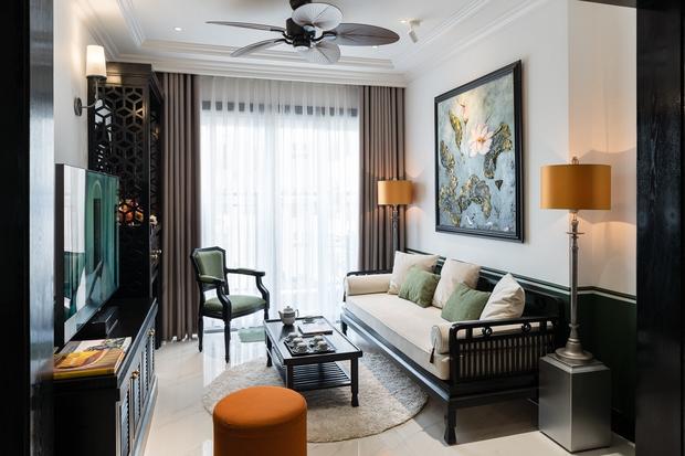 Ra ở riêng, vợ chồng 9x thiết kế căn hộ đậm chất Huế với chi phí hơn 1 tỷ đồng, KTS chia sẻ câu chuyện hiểu lầm suýt phải dừng thi công - Ảnh 4.