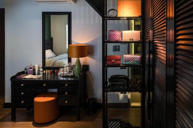 Ra ở riêng, vợ chồng 9x thiết kế căn hộ đậm chất Huế với chi phí hơn 1 tỷ đồng, KTS chia sẻ câu chuyện hiểu lầm suýt phải dừng thi công - Ảnh 20.