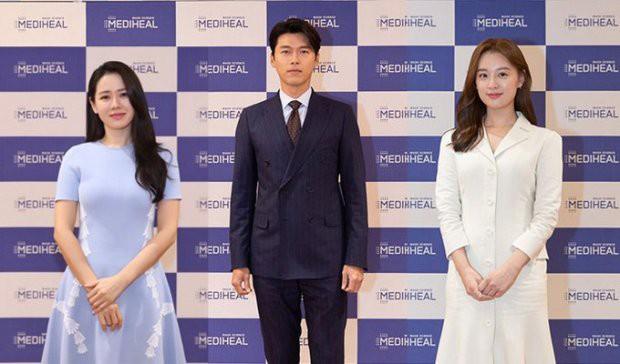 Hot lại ảnh thời Hyun Bin - Son Ye Jin còn sượng trân trước khi mùi mẫn hẹn hò như hiện tại, nhưng lý do là gì? - Ảnh 5.