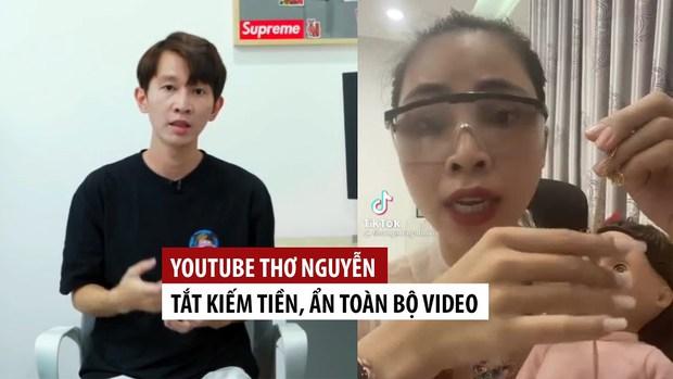 Lật mặt phiên bản YouTube, kênh Thơ Nguyễn mở lại video đã ẩn, tuyên bố khả năng nữ chính comeback trong thời gian tới? - Ảnh 1.