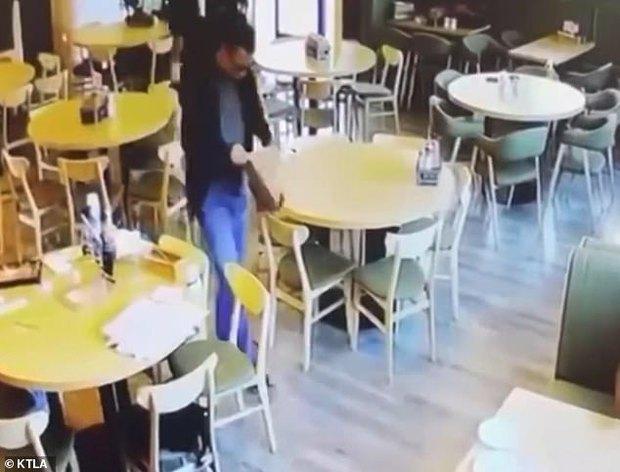 Vào nhà hàng ăn tối, đôi nam nữ gốc Á bị bắn chết tại chỗ, video ghi lại cảnh hiện trường gây ám ảnh - Ảnh 2.