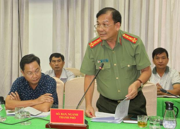Lãnh đạo Công an TP. Cần Thơ nói về loạt bài điều tra đường dây buôn bán búp bê Kumanthong - Ảnh 1.