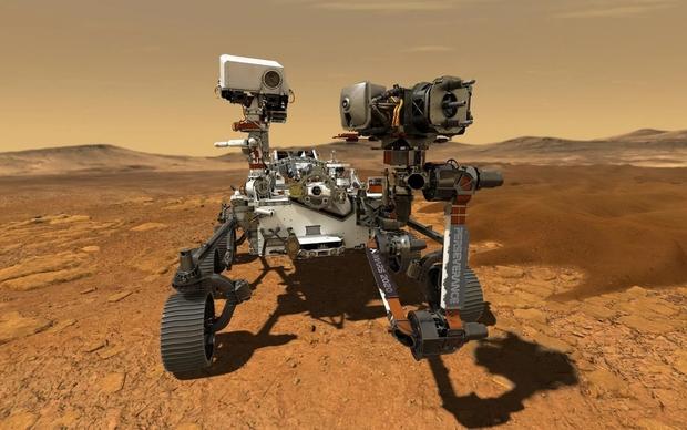 Tàu thám hiểm NASA làm nên lịch sử khi lần đầu tiên tạo ra oxy trên sao Hỏa - Ảnh 1.