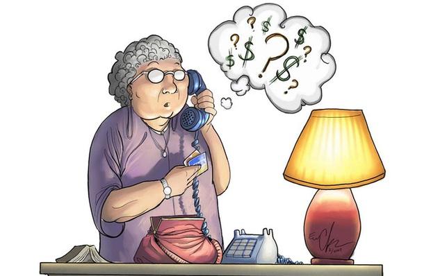 Một cụ già 90 tuổi ở Hong Kong bị những kẻ lừa đảo qua điện thoại chiếm đoạt gần 33 triệu USD - Ảnh 2.