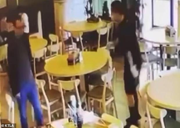 Vào nhà hàng ăn tối, đôi nam nữ gốc Á bị bắn chết tại chỗ, video ghi lại cảnh hiện trường gây ám ảnh - Ảnh 5.