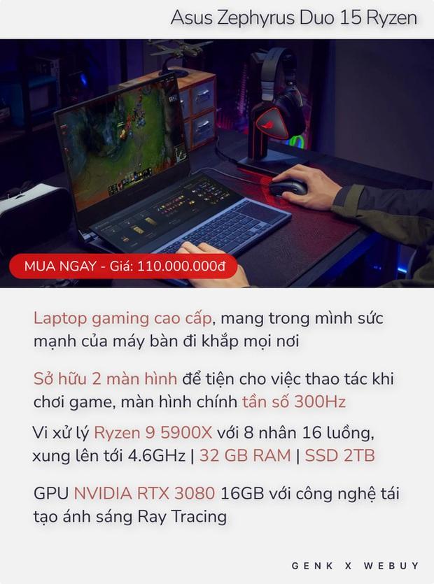 5 laptop giá bán lên tới 150 triệu, không có gì để chê dành cho những người không có gì ngoài điều kiện - Ảnh 7.