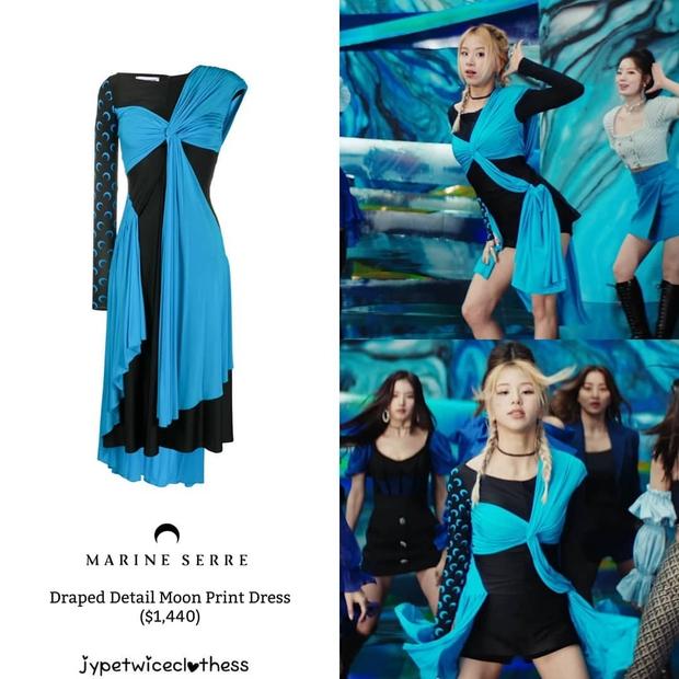Stylist của TWICE lại bị chê tơi tả khi cắt váy hiệu thành váy chợ kém đẹp, lý do thực sự là gì? - Ảnh 4.