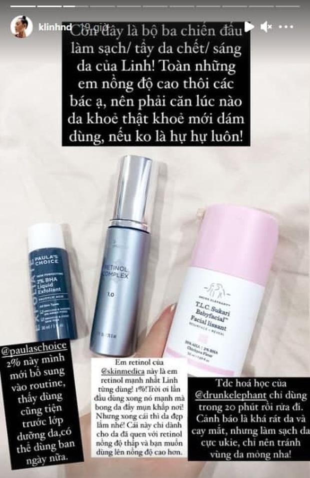 3 sản phẩm tẩy da chết xịn xò Khánh Linh khuyên dùng để da mướt rượt, lỗ chân lông nhỏ tin hin - Ảnh 2.