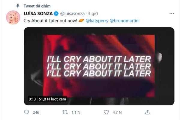 Katy Perry ra bài mới mà bỏ mặc hoàn toàn không thèm quảng bá, đến fan cứng cũng không chịu nổi! - Ảnh 2.