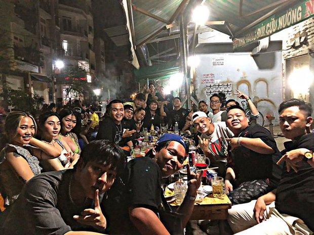 Dàn thí sinh Rap Việt mùa 2 miền Nam Blacka, Sol7, Pjpo hội ngộ, nhìn cũng đủ thấy quá ác liệt! - Ảnh 1.