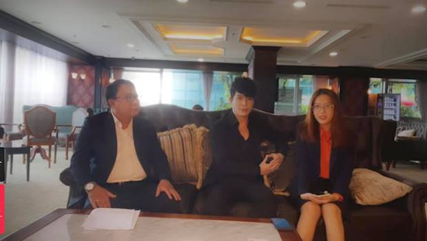 Toàn cảnh livestream đối đầu: Nathan Lee kiện ekip Ngọc Trinh 30 tỷ, tuyên bố nắm bằng chứng Cao Thái Sơn lừa tiền, Cao Thái Sơn phản bác và lên tiếng bảo vệ Ngọc Trinh - Ảnh 7.