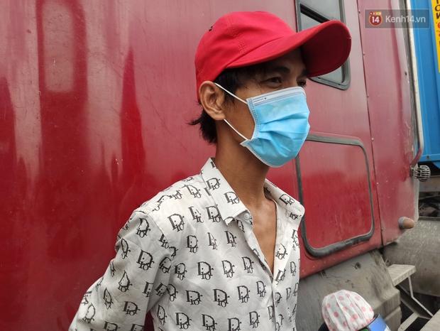 Tài xế 30 tuổi bị phát hiện sử dụng ma tuý khi lái xe container: Tôi bị bạn bè lừa hút thuốc lá có ma tuý - Ảnh 4.