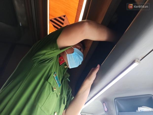 Tài xế 30 tuổi bị phát hiện sử dụng ma tuý khi lái xe container: Tôi bị bạn bè lừa hút thuốc lá có ma tuý - Ảnh 10.
