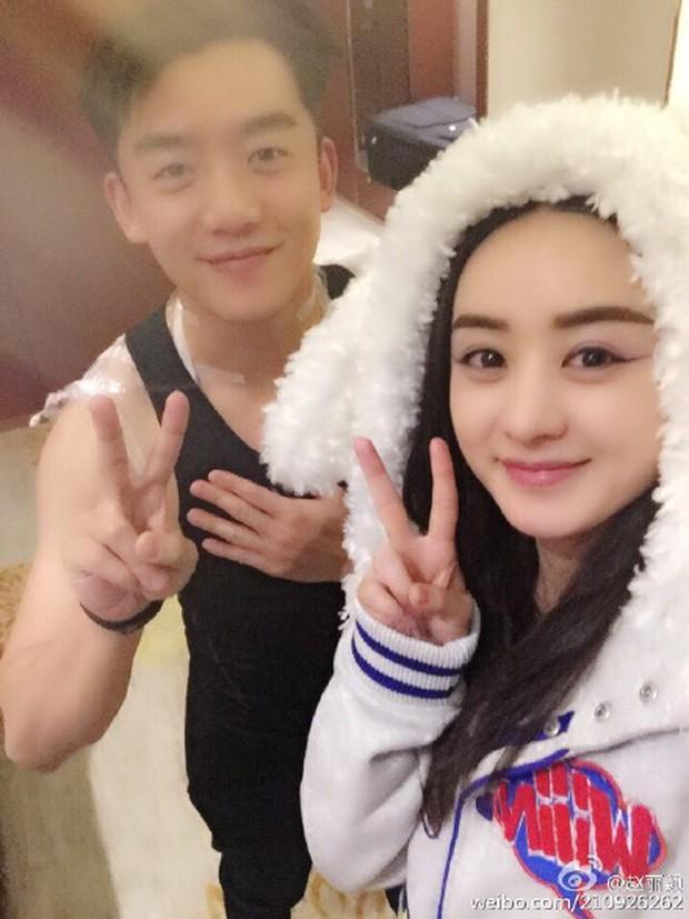 Triệu Lệ Dĩnh ly hôn nhưng chiếm TOP 1 Weibo lại là... body gây sốc của bạn trai cũ? - Ảnh 10.