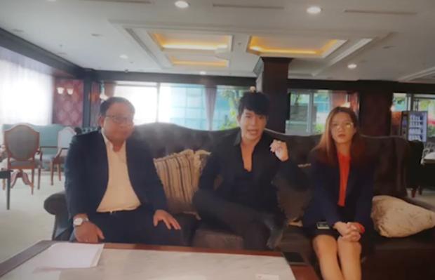 Đòi kiện Cao Thái Sơn tội lăng mạ, Nathan Lee livestream 60 phút nói tục hết 50 phút bằng cả 2 thứ tiếng - Ảnh 2.