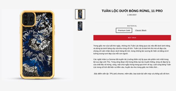Một chiếc ốp lưng iPhone local brand được bán với giá hơn 2 triệu đồng khiến netizen tranh cãi dữ dội, đồng tiền có đi kèm chất lượng? - Ảnh 2.