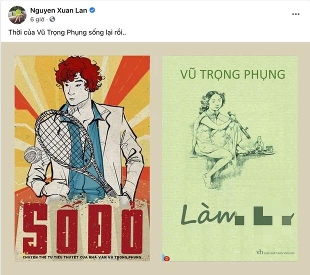 Nathan Lee cho Xuân Lan lên thớt sau Cao Thái Sơn: Chê vô văn hoá, tố bị nữ siêu mẫu đòi đánh lúc mới về showbiz - Ảnh 2.