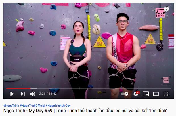 Kênh YouTube Ngọc Trinh đăng video có nội dung đặc biệt với trai đẹp giữa lùm xùm bị Nathan Lee dọa kiện tụng - Ảnh 1.