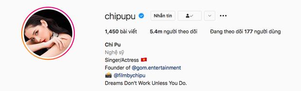 Top 5 người có lượng follow khủng nhất Instagram Việt: Ngọc Trinh rất hot nhưng chỉ đứng 2, ai mới là người đầu bảng? - Ảnh 3.