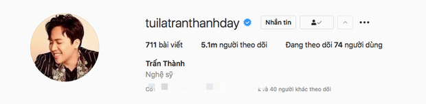 Top 5 người có lượng follow khủng nhất Instagram Việt: Ngọc Trinh rất hot nhưng chỉ đứng 2, ai mới là người đầu bảng? - Ảnh 4.