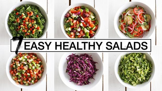 Hướng dẫn cách làm salad giảm cân giúp bạn lấy lại vóc dáng thon gọn - Ảnh 2.