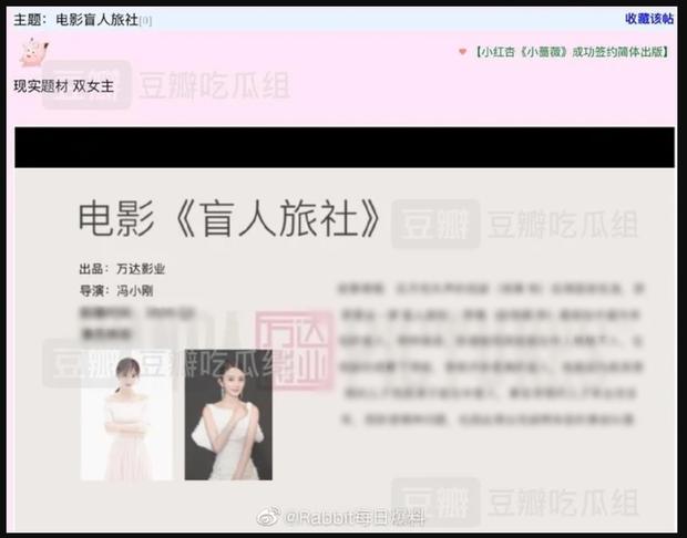Hậu ly hôn, Triệu Lệ Dĩnh được fan làm mai với Dương Mịch ở phim mới đậm mùi bách hợp? - Ảnh 2.