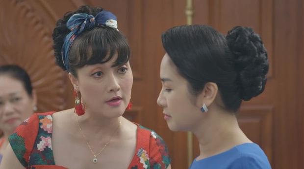 Bắc Diễm Loan - Nam bà Ích, Hướng Dướng Ngược Nắng và Cây Táo Nở Hoa có 2 bà mẹ giống nhau ngỡ ngàng - Ảnh 2.