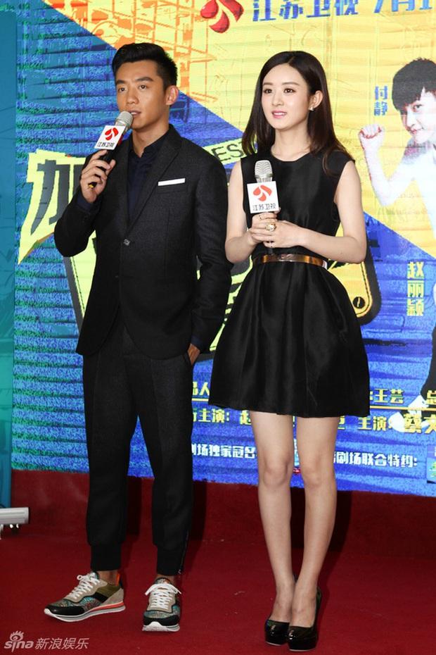 Triệu Lệ Dĩnh ly hôn nhưng chiếm TOP 1 Weibo lại là... body gây sốc của bạn trai cũ? - Ảnh 9.