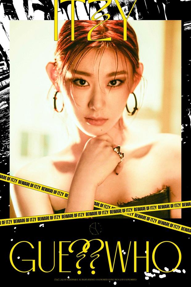 Bộ ảnh teaser của ITZY xinh xỉu khiến fan không tin vào mắt mình: Phải JYP chuyên tuyển designer hệ phèn đó không? - Ảnh 3.