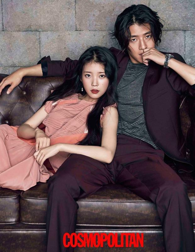 Hot lại khoảnh khắc Kang Ha Neul phũ IU tại họp báo, bản chất có giống vụ Kim Jung Hyun xa lánh Seohyun? - Ảnh 9.