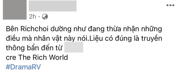 Xôn xao thông tin ê-kíp Rap Việt chủ động mời dàn King Of Rap đến casting rồi loại thẳng, RichChoi chỉ là con cờ? - Ảnh 2.