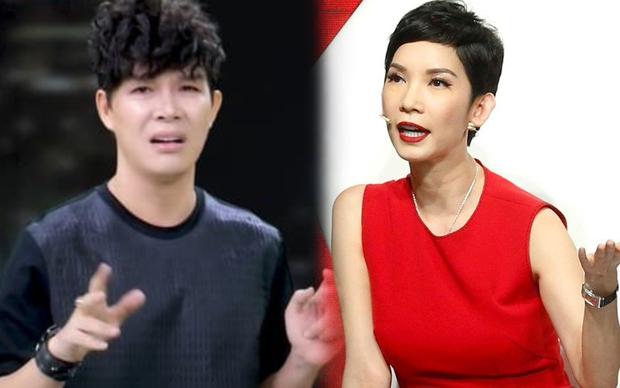 Nathan Lee cho Xuân Lan lên thớt sau Cao Thái Sơn: Chê vô văn hoá, tố bị nữ siêu mẫu đòi đánh lúc mới về showbiz - Ảnh 3.