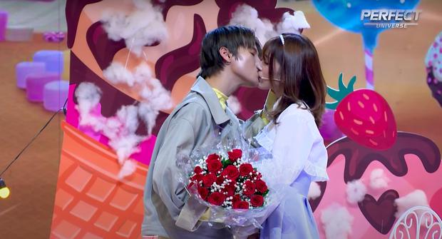Nữ chính được Phạm Đình Thái Ngân hôn trên show tỏ tình: Mọi chuyện hoàn toàn không có kịch bản - Ảnh 2.