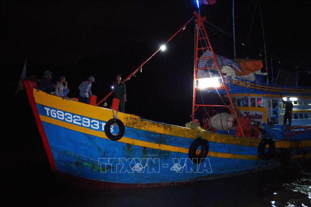 Mâu thuẫn trong lúc nhậu, một thuyền viên bị đâm chết trên tàu cá - Ảnh 2.
