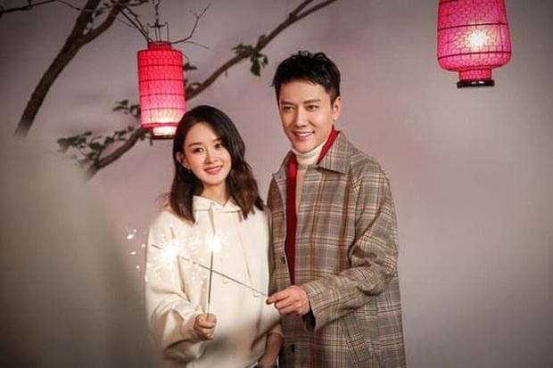 CHẤN ĐỘNG: Triệu Lệ Dĩnh - Phùng Thiệu Phong tuyên bố ly hôn sau 3 năm bên nhau - Ảnh 3.