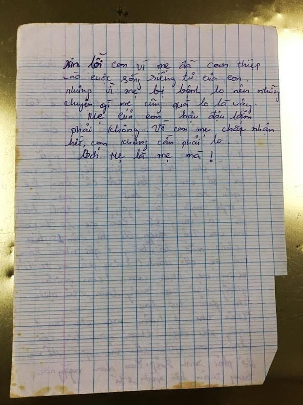 Con gái có người yêu khi học lớp 12, người mẹ viết tâm thư, đọc mấy câu cuối mà không kìm được nước mắt - Ảnh 2.