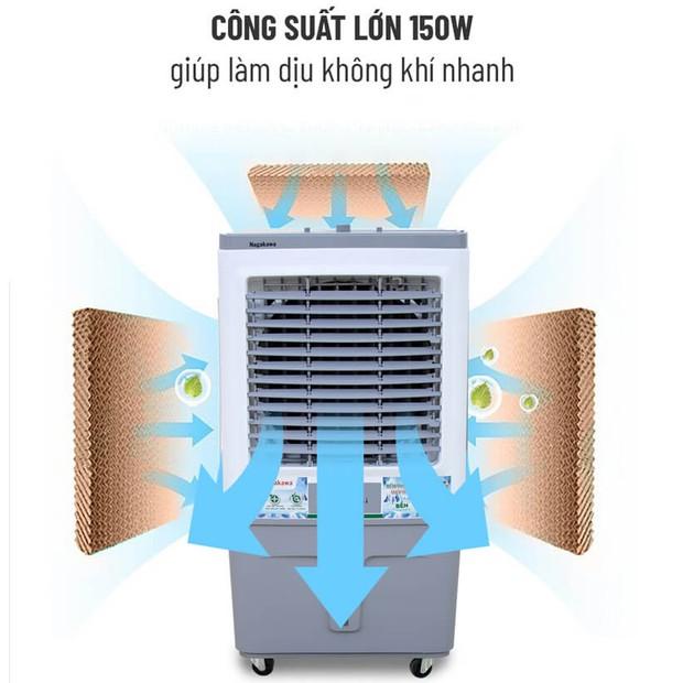 Sale sập sàn mùa nóng: Máy lọc không khí, điều hoà giảm sâu gần 50%, không chốt đơn là tiếc hùi hụi - Ảnh 4.