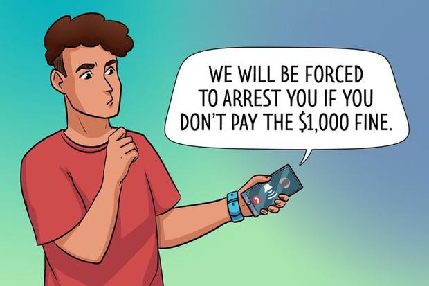 7 dấu hiệu khả nghi cho thấy bạn đang bị lừa đảo qua điện thoại, nắm bắt ngay kẻo có ngày mất tiền oan - Ảnh 1.