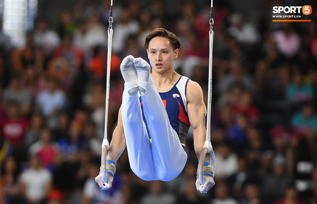 Hot boy Đinh Phương Thành giành suất dự Olympic Tokyo nhờ giải tính điểm bị huỷ - Ảnh 1.